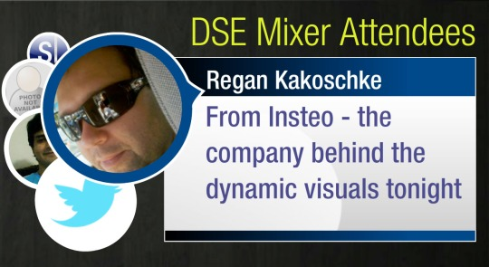 DSE Mixer Check In Screen